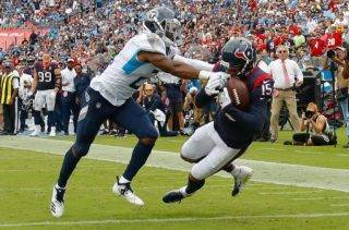 Titans vs. Texans Match Preview & Betting Odds 2018/19