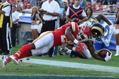 Chiefs vs. Rams Match Preview & Betting Odds