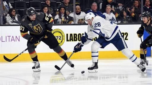 Vegas Golden Knights vs Toronto Maple Leafs Predictions