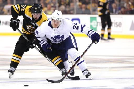 Toronto Maple Leafs v Boston Bruins – Game Seven