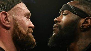 Tyson Fury vs Deontay Wilder Betting Odds