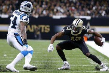 Saints vs. Panthers Match Preview & Betting Odds 2018/19