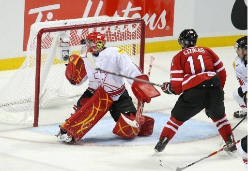 2011 IIHF World U20 Championship – Day Seven