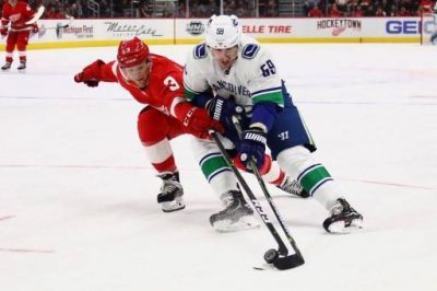 Vancouver Canucks vs Detroit Red Wings Match Preview & Betting Odds