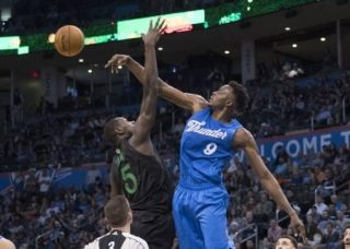 Timberwolves vs. Thunder Match Preview and Betting Odds 2018/19
