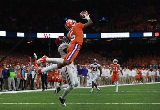 AllState Sugar Bowl – Clemson v Alabama