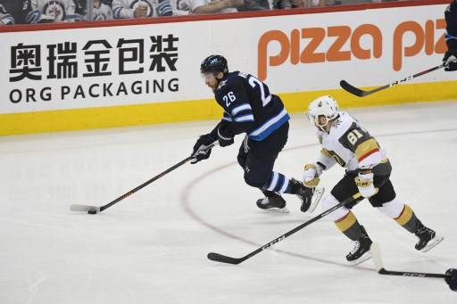 Vegas Golden Knights v Winnipeg Jets – Game Five