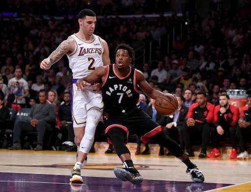Raptors vs. Lakers Match Preview and Betting Odds 2018/19