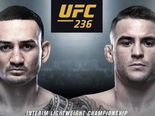 Max Holloway Vs Dustin Poirier odds