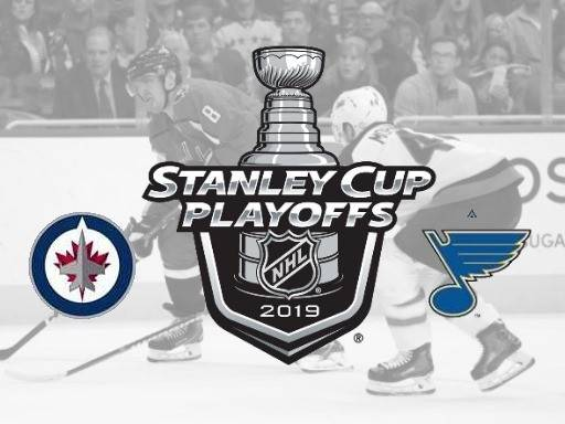 Winnipeg Jets vs St. Louis Blues odds