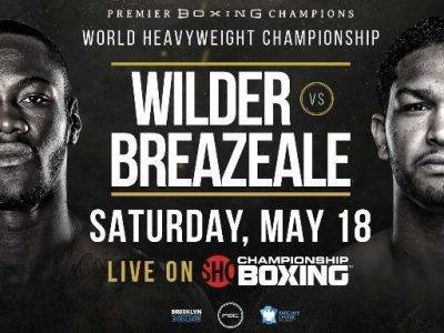 Deontay Wilder vs Dominic Breazeale prediction