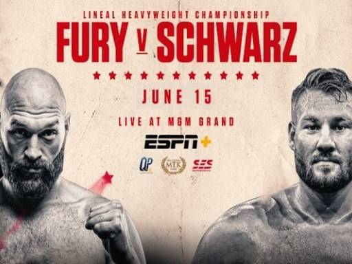 Tyson Fury Vs Tom Schwarz Predictions and Betting Odds