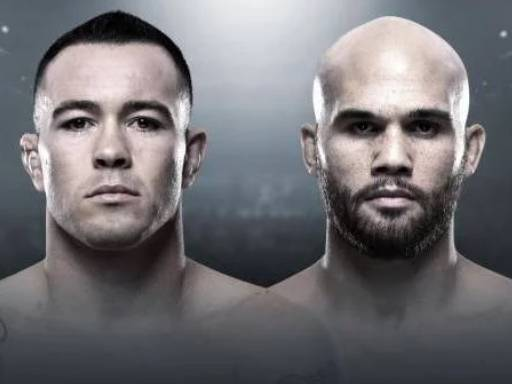 Colby Covington vs Robbie Lawler Prediction & Betting Odds