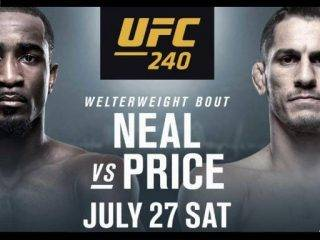 Geoff Neal Vs Niko Price Odds and Betting Prediction