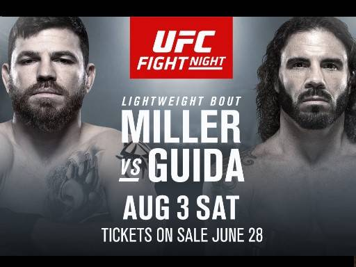 Jim Miller vs Clay Guida Prediction & Betting Odds