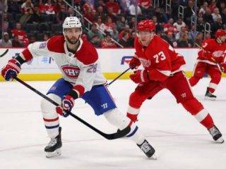 Detroit Red Wings vs Montreal Canadiens Prediction & Betting Odds - NHL