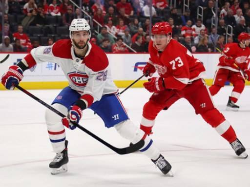 Detroit Red Wings vs Montreal Canadiens Prediction & Betting Odds – NHL