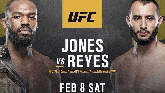 Jon Jones vs Dominick Reyes Predictions & Betting Odds – UFC Preview