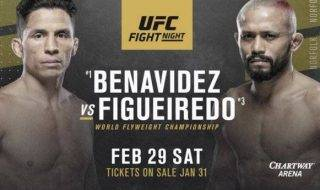 UFC Preview - Joseph Benavidez vs Deiveson Figueiredo Predictions & Betting Odds