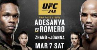 Israel Adesanya vs Yoel Romero Predictions & Betting Odds - UFC 249 Picks